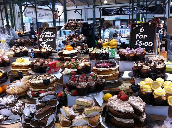 Street Food Market Belfast