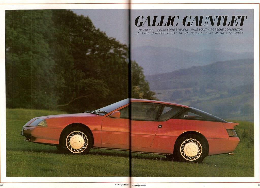 alpine a110 gta v6 v6 a610 turbo review s renaultsportclub co uk rh renaultsportclub co uk