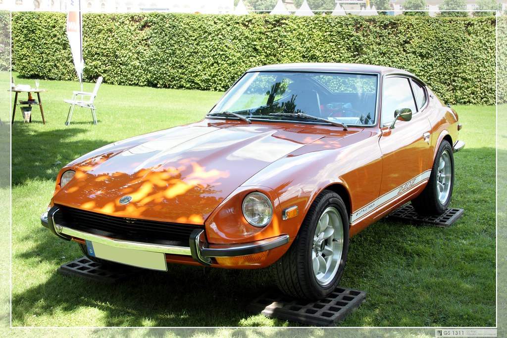 1969 Datsun 240z 01 The Nissan S30 Sold In Japan As
