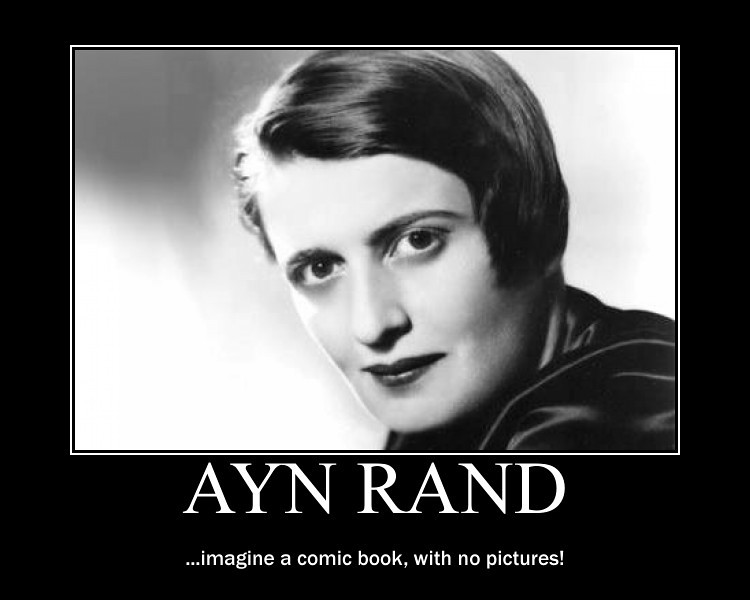 anthem ann rand Ayn rand was an american novelist and philosopher and the creator of objectivism, which she called a philosophy for living on earth.