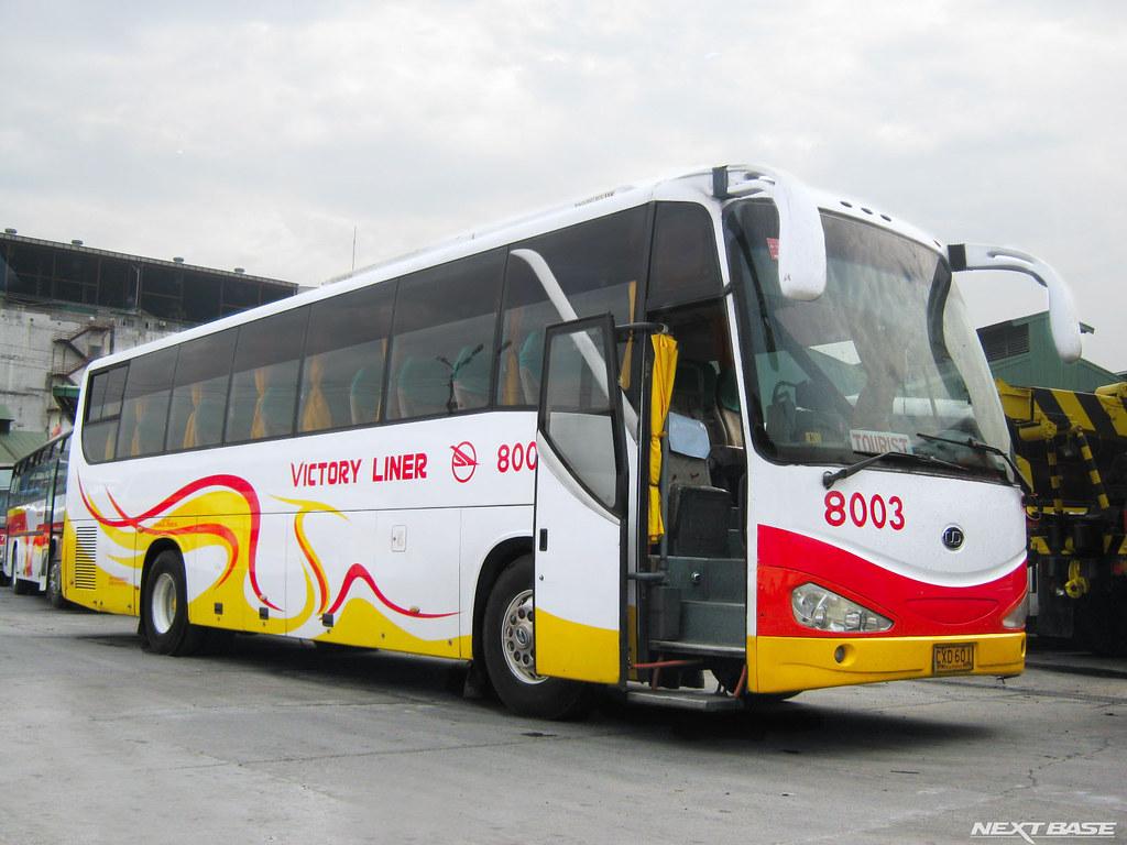 Victory Liner 8003 Victory Liner Inc Bus Number 8003