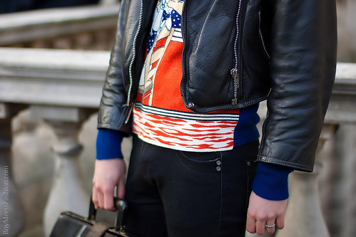 Street Style At Somerset House London Fashion Week February 2012 Flickr Photo Sharing