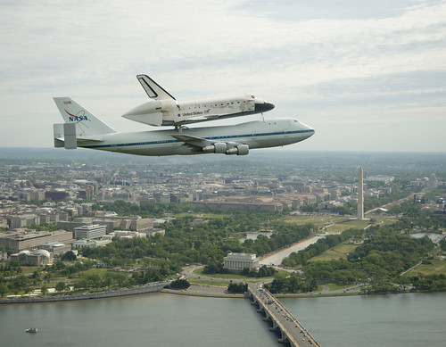 Space Shuttle Discovery DC Fly-Over (201204170012HQ) | by NASA HQ PHOTO