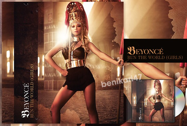 beyonce run the world cover - photo #3
