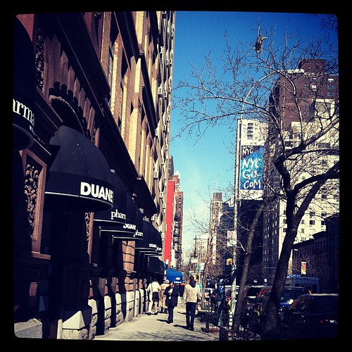 1st Ave #NYC #newyork #city | by Marilyn P Sushi