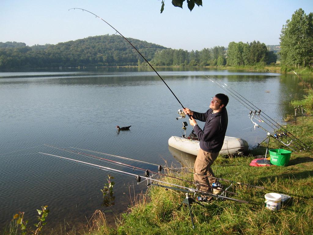 Comme recueillir donkou sur la pêche