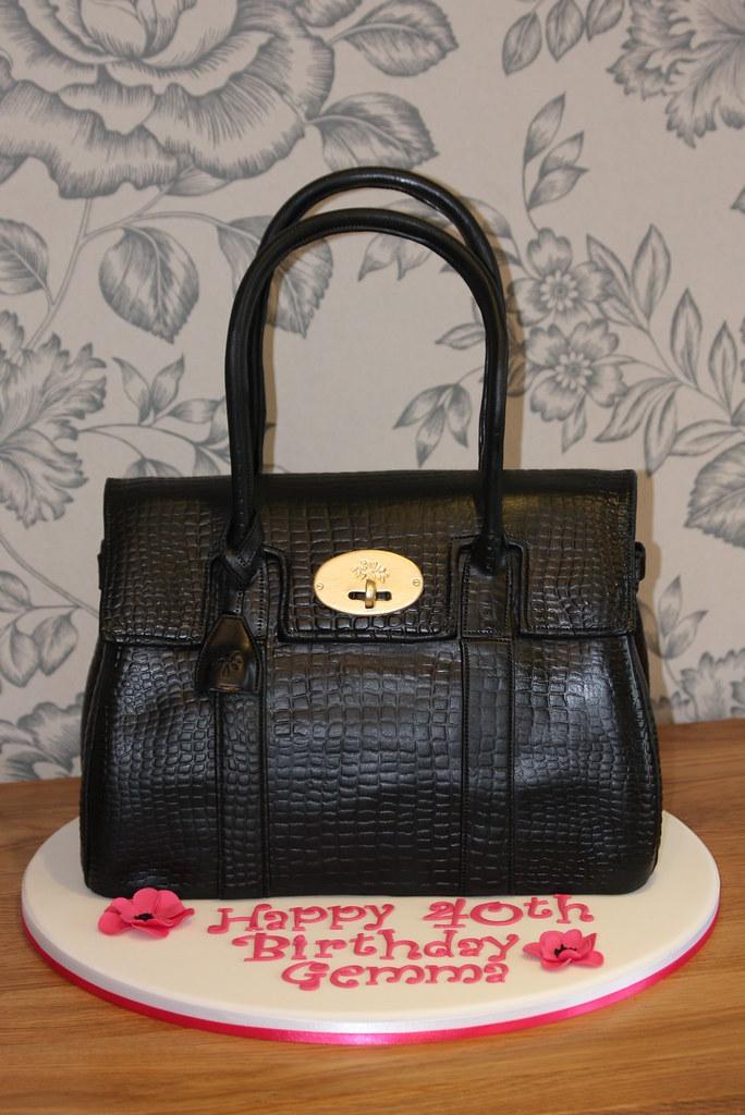 Mulberry Handbag Cake 3 Another Mulberry Handbag I Wont