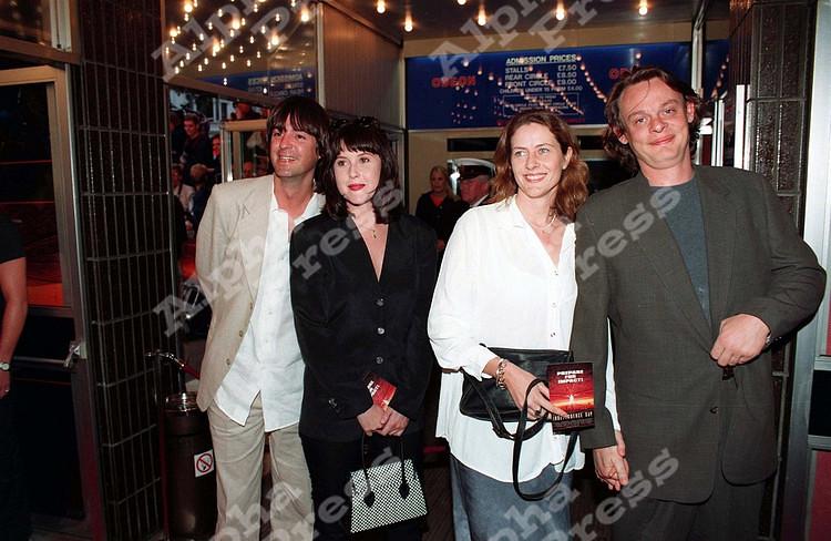 Martin Clunes and Philippa (Clunes) Braithwaite 1996 | Flickr