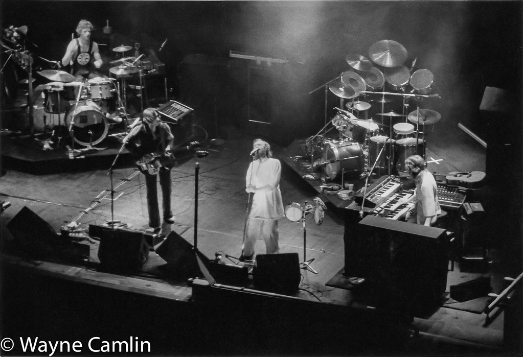 Genesis Bill Bruford Mike Rutherford Phil Collins Ton Flickr