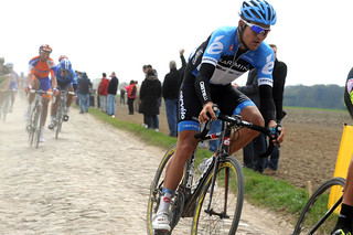 Heinrich Haussler - Paris-Roubaix | by Team Garmin-Sharp