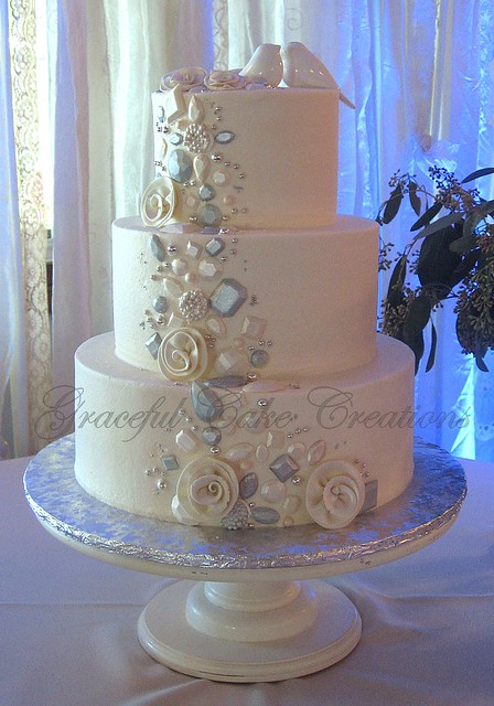 Jem Wedding Cake