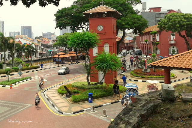 Melaka Malaysia Dutch Square