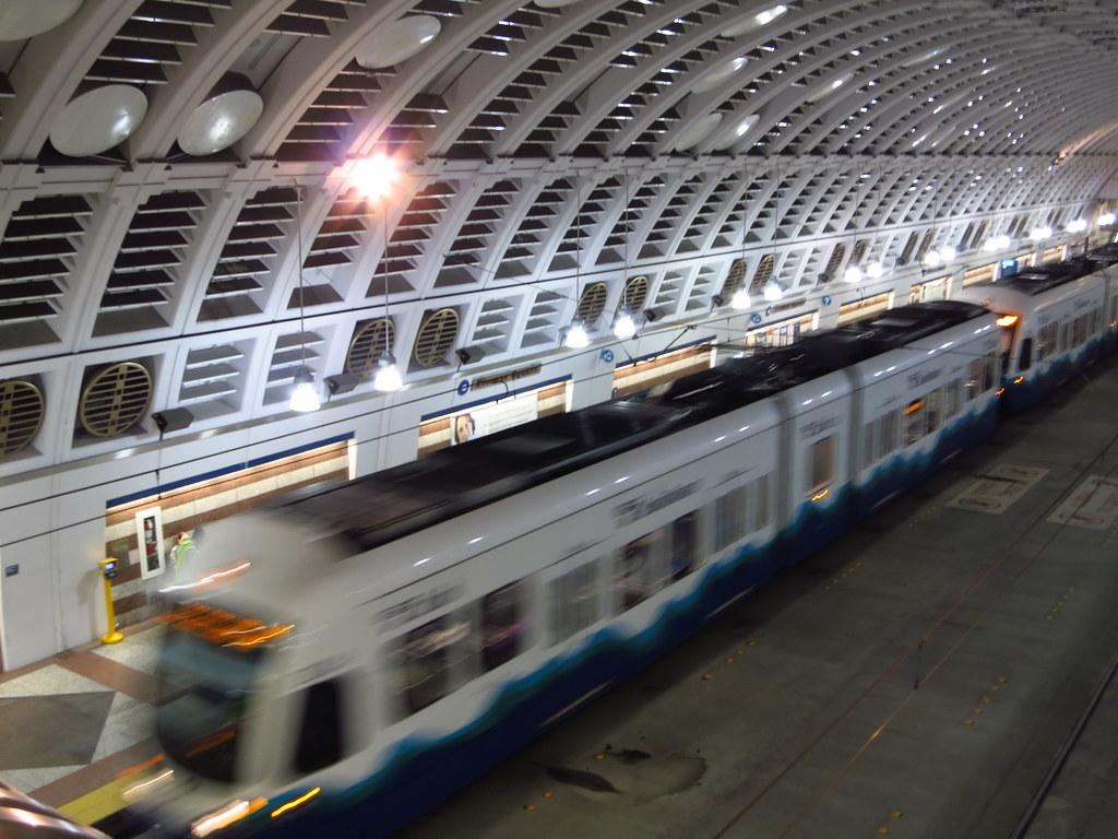 Link light rail stations