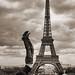 Le Tour Eiffel et Le Tour Humaine