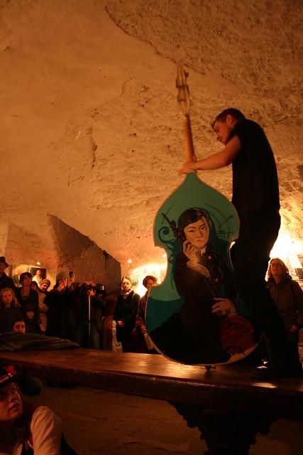 Gypsy Rebel Rabble Shannonside Winter Music Festival