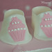 Baby shoes topper