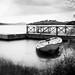 Lonely Boat - Bintan Island