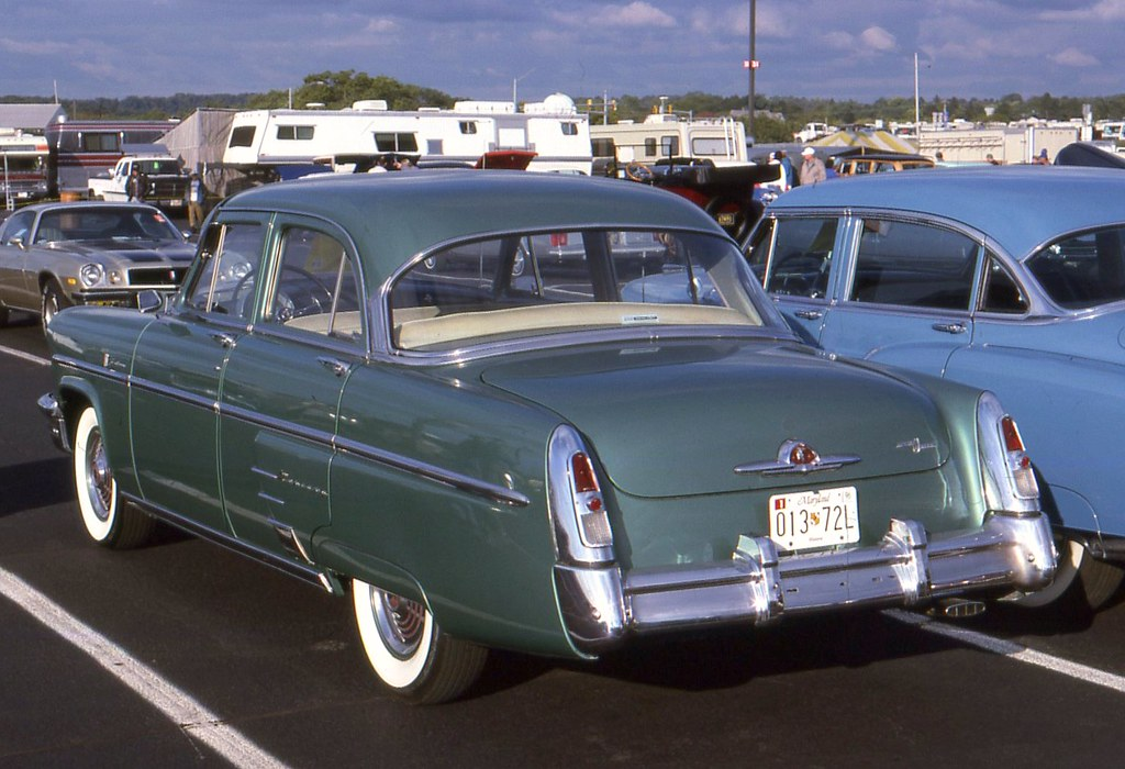 2 Door Car >> 1953 Mercury Monterey 4 door | Richard Spiegelman | Flickr