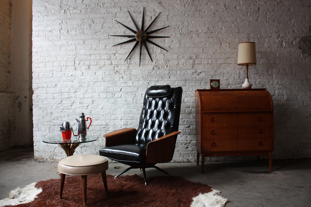 Inviting Mid Century Modern Plycraft Bentwood Lounge Chair Flickr