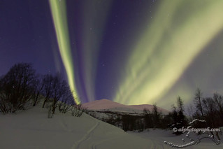 Northern Lights | by akphotograph.com