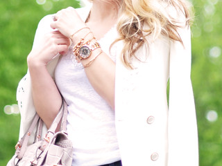 rose gold wrist jewelry | by ...love Maegan