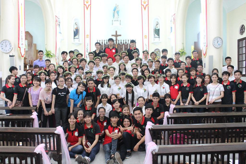 Chương trình sinh hoạt tháng 5 - nhóm Sinh Viên Công giáo Phát Diệm tại Hà Nội