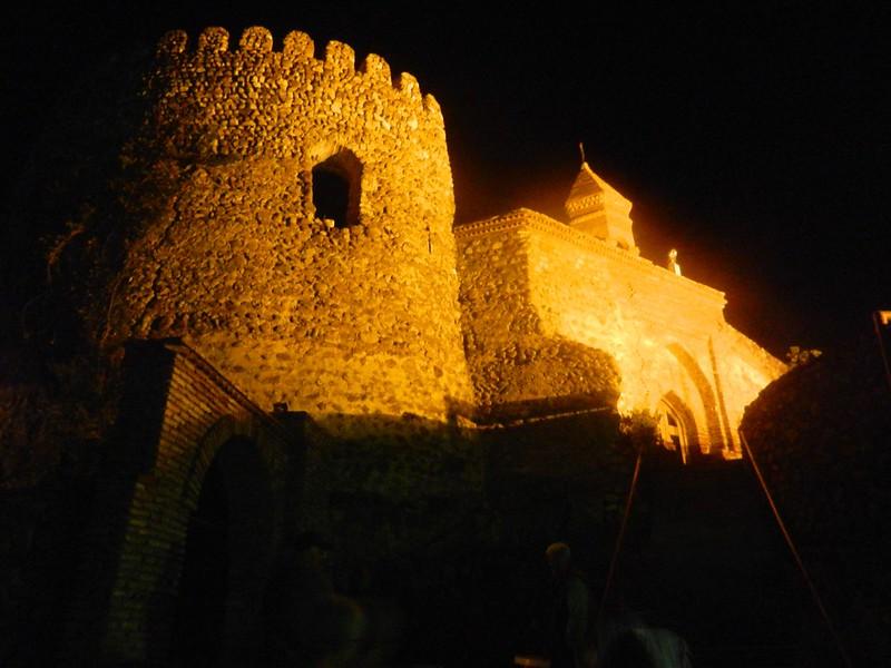 Храм Святого Стефана Сигнахи