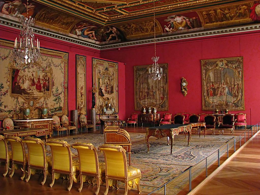 Muse Du Louvre Objects Dart Salle 64 XVIIe XVIIIe
