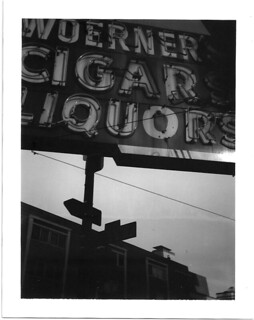 Woerner's Liquor | by Polaroid SF