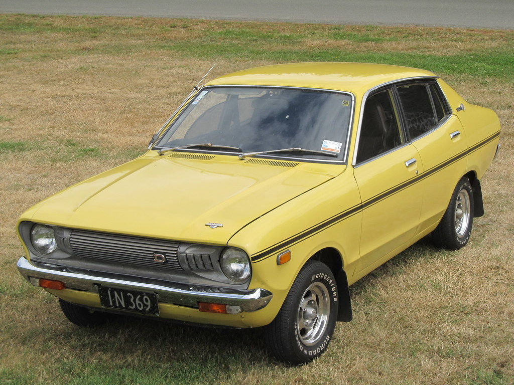 1977 Datsun 120Y SSS | IN369 This was a real sweetie - but ...