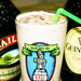 Guinness and Bailey's Milk Shake