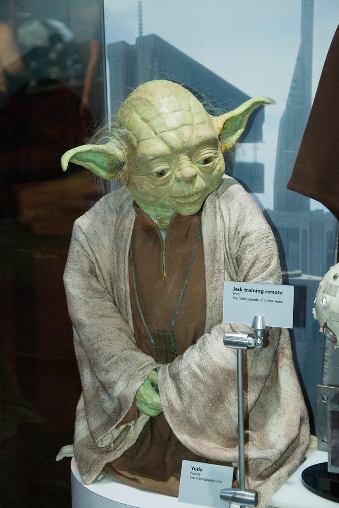 Original Yoda Puppet Ryan Adzima Flickr
