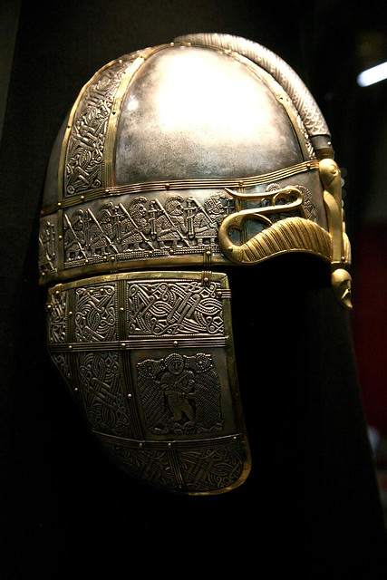 staffordshire hoard private view at lichfield cathedral