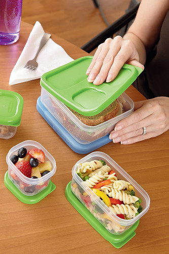 Rubbermaid LunchBlox - Lunch Containers | by Rubbermaid Products