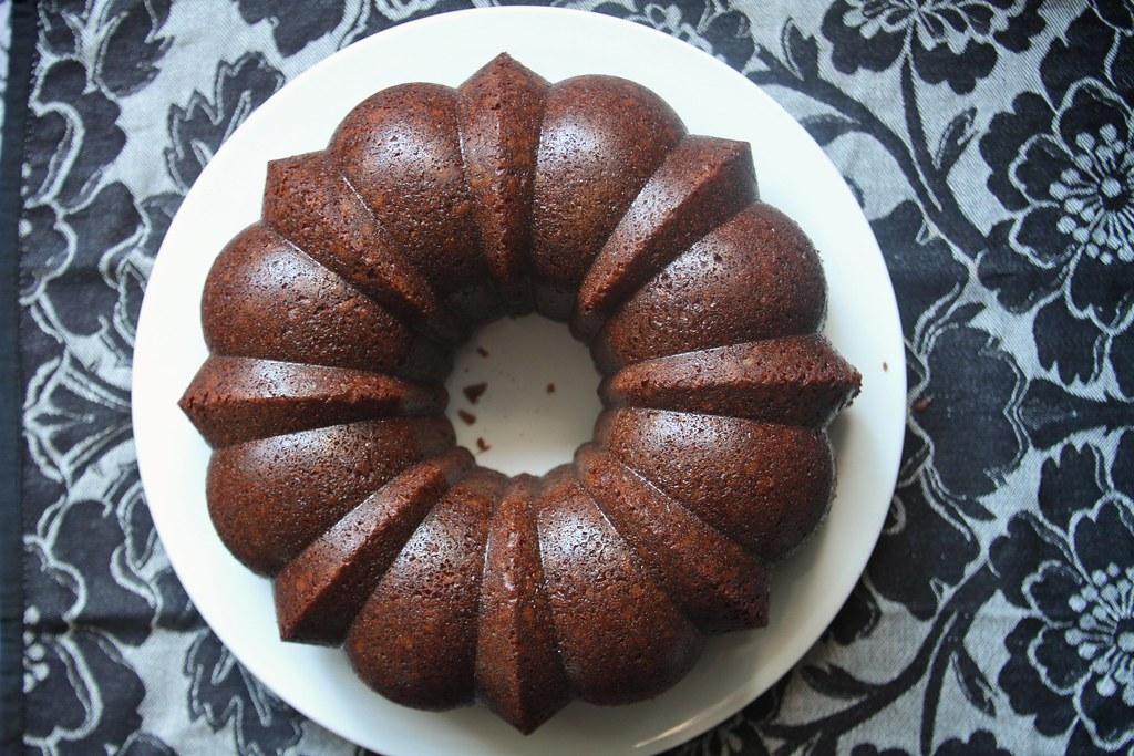 Earl Grey Chocolate Cake Real Simple