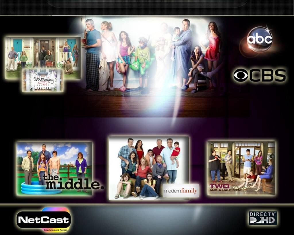 Plex - NetCast TV Shows - Modern Family - Saburgatory - Th ...