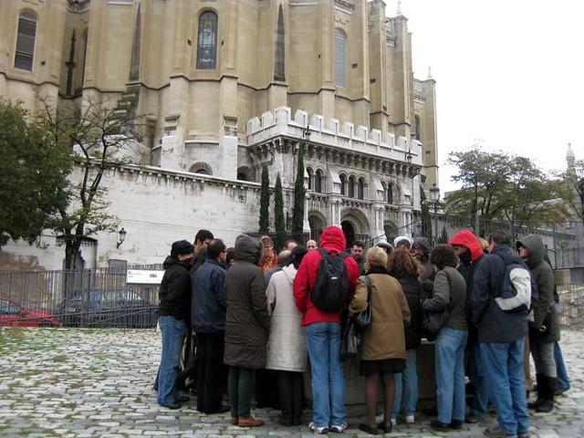 itinerario de madrid: