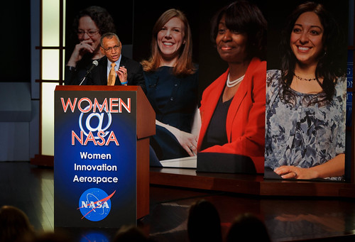 Women, Innovation and Aerospace Event (201203080017HQ) | by NASA HQ PHOTO