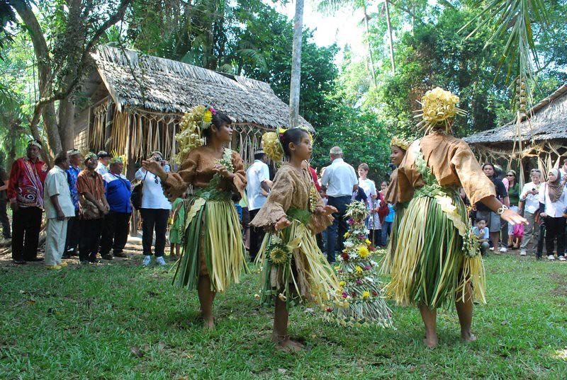 加厘岛:莫阳日 / Hari Moyang / Mah Meri New Year / Carey Island