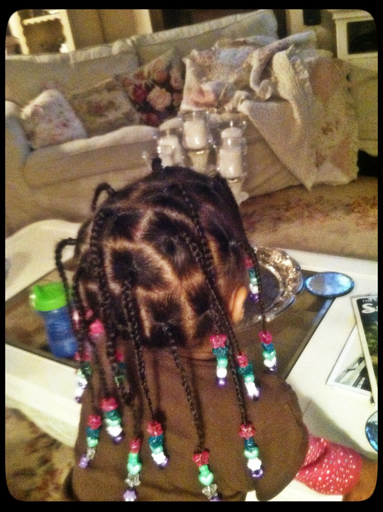 Box Braids Amp Beads On Mariah Today Pixlromatic Eli