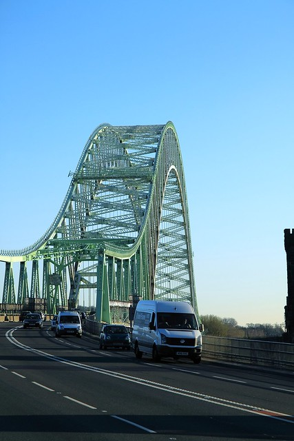 Widnes runcorn bridge flickr photo sharing for Home architecture widnes