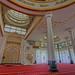 Interior of Masjid Kristal