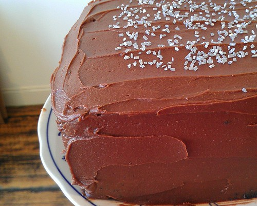 Wellesley Fudge Cake | by cakespy