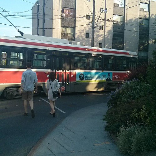 514 Cherry, Dufferin and Bringhurst #toronto #ttc #streetcar #514cherry #dufferinstreet