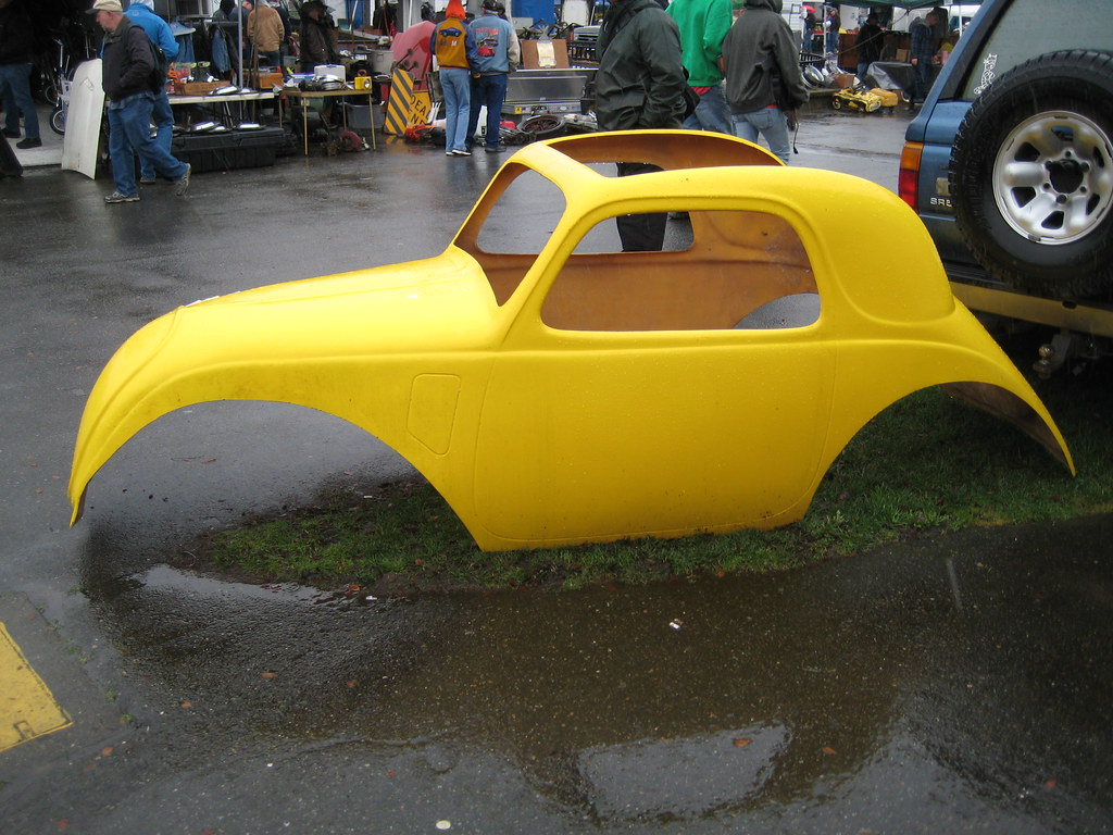 Topolino In Plastic This May Have Saved A Steel Car From
