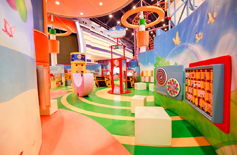 360 mall kuwait international play company indoor pl for Indoor playground design ideas