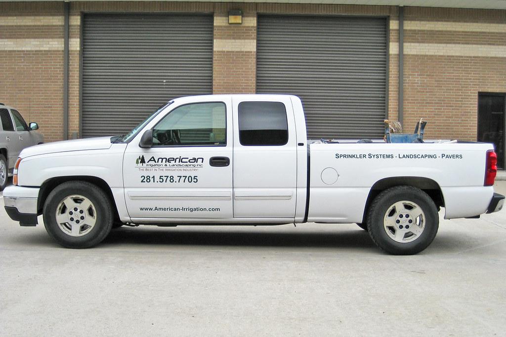 Landscape Pickup Trucks Net American Landscaping Truck