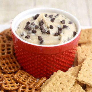 Chocolate Chip Cookie Dough Dip | by Tracey's Culinary Adventures