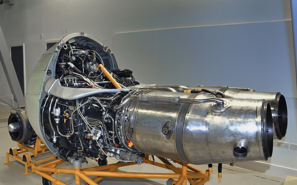 Double Mamba Fairey Gannet Engine The Double Mamba Also