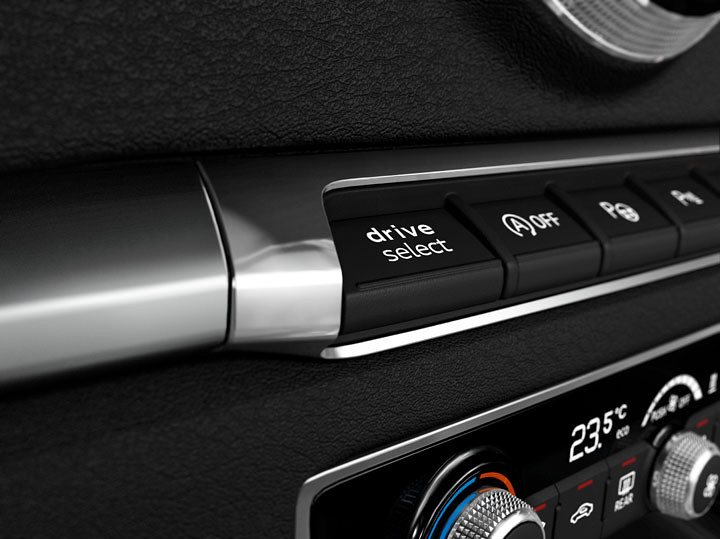 new audi a3 controls the audi a3 39 s interior features high flickr. Black Bedroom Furniture Sets. Home Design Ideas